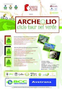 archeolio Manduria Villa Castelli Avetrana Bici
