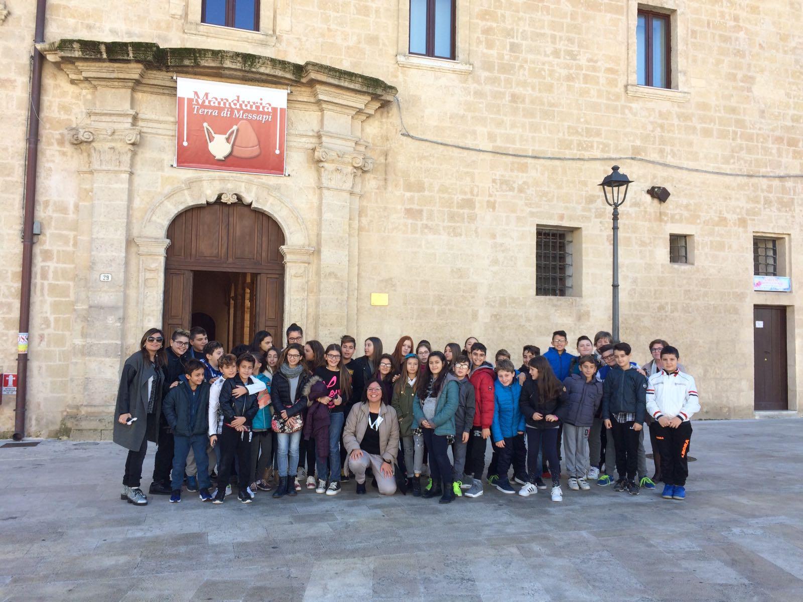 Visista Guidata Museo Archeologico Messapico Manduria